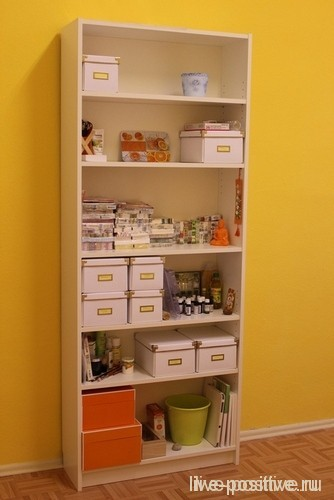 творческий шкаф