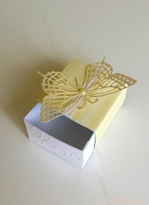Скрапбукинг-коробочка