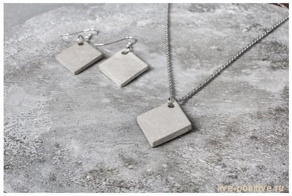 украшения из бетона 1