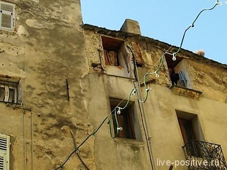 Жилые дома в Бастии