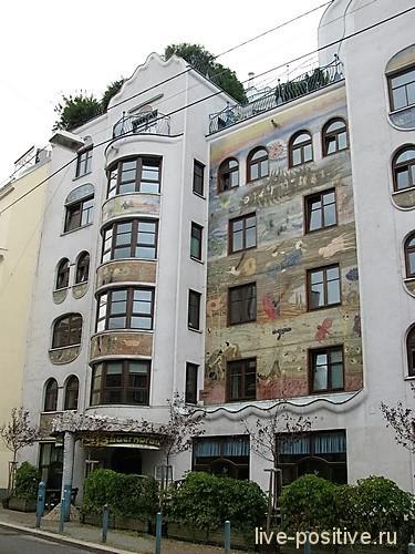 Креативный дом в Вене