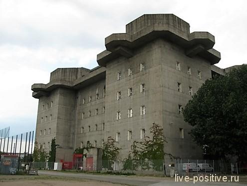 Зенитная башня