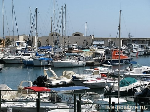 Старый порт в Бастии