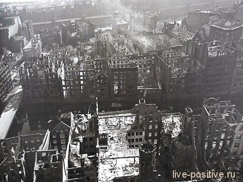 Гамбург после войны