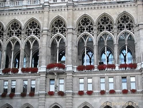 Городская ратуша в  Вене