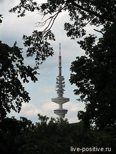 Телебашня в Гамбурге