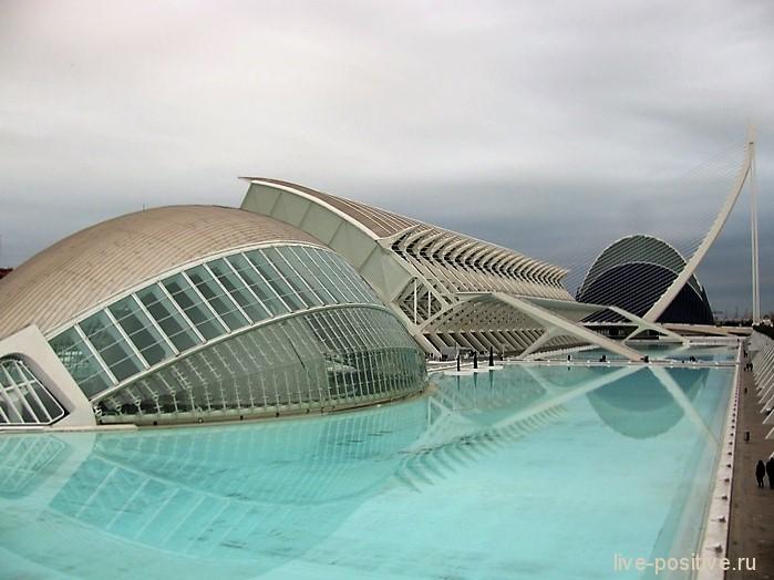 Валенсия: город Науки и Искусств