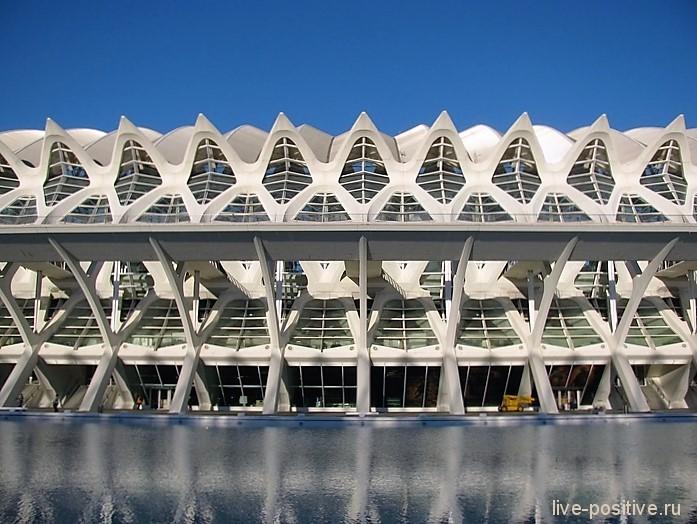 Футуризм в архитектуре