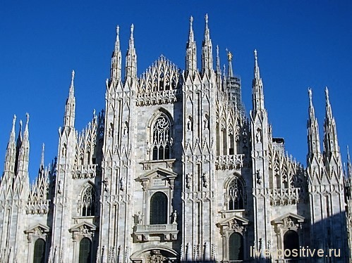 Главный собор Милана