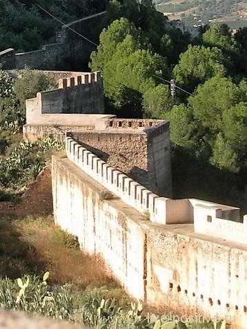 Крепость в Сагунто