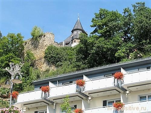 Функциональная бывшая крепость
