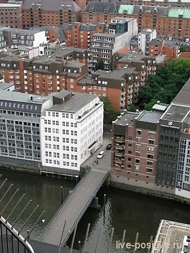 Гамбург, отстроенный заново