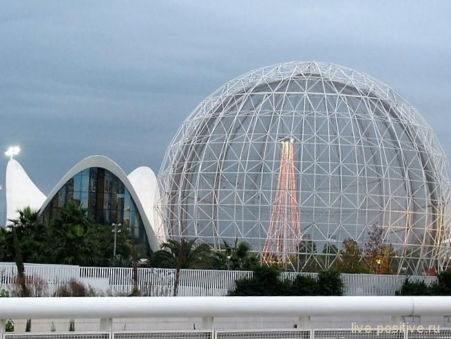 Архитектура из будущего