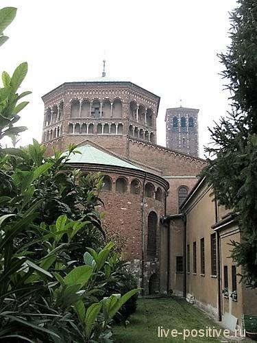 Базилика Амборджио