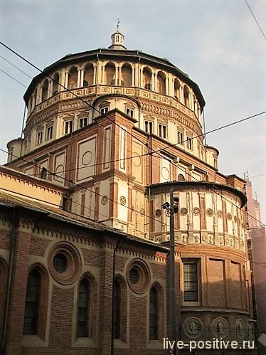 церковь Санта Мария делле Грация