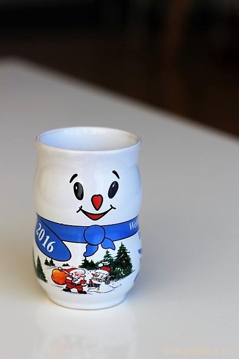 Рождественская кружка изДюссельдорфа