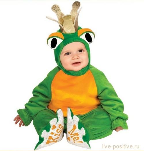 Карнавальный костюм для малыша