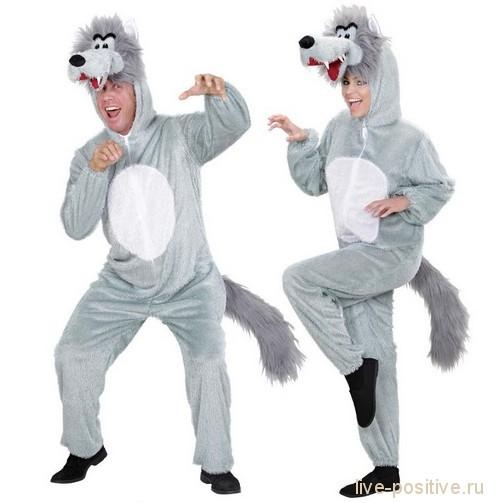 Карнавальный костюм парный