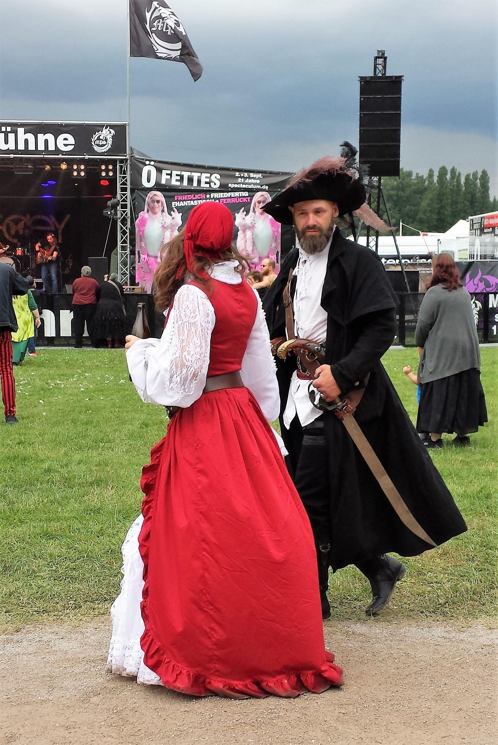 Самые обычные посетители фестиваля
